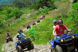 costa rica atv Costa Rica Bachelor Party Tour Guide